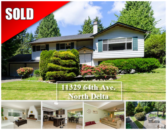Sold Sunshine Hills Property North Delta